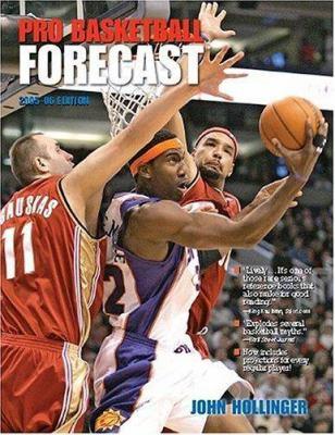 Pro Basketball Forecast 9781574889628