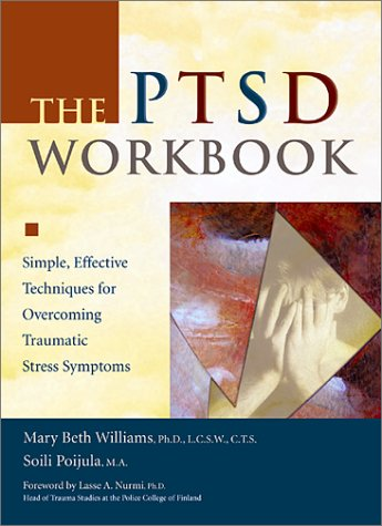 The Ptsd Workbook 9781572242821