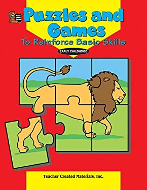 Puzzles and Games to Reinforce Basic Skills 9781576902080