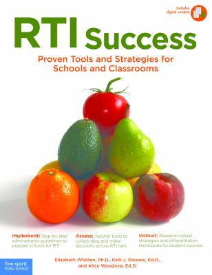 Rti Success: Proven Tools and Strategies for Schools and Classrooms (Book with CD-ROM) [With CDROM] 9781575423203