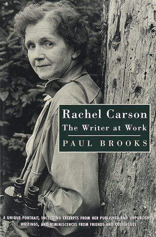Rachel Carson: The Writer at Work 9781578050178