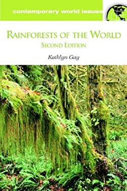Rainforests of the World: A Reference Handbook 9781576074244