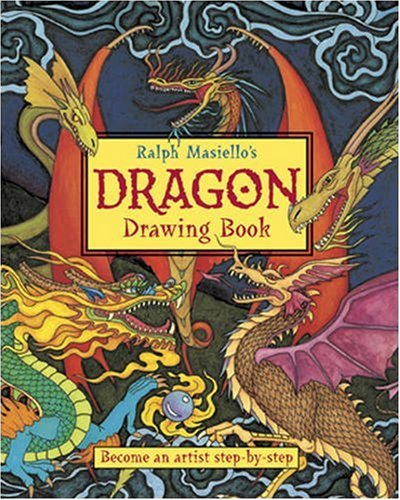 Ralph Masiello's Dragon Drawing Book 9781570915321
