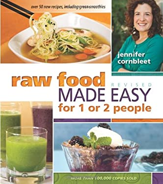 Raw Food Made Easy: For One or Two People 9781570672736