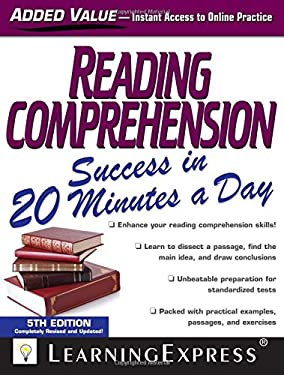 Reading Comprehension Success in 20 Minutes a Day 9781576858998