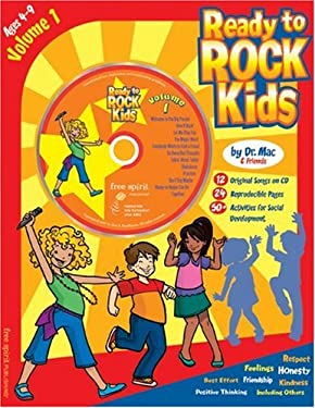 Ready to Rock Kids, Volume 1 [With CD] 9781575422442