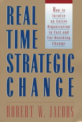 Real-Time Strategic Change 9781576750308