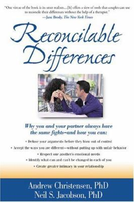 Reconcilable Differences 9781572305090