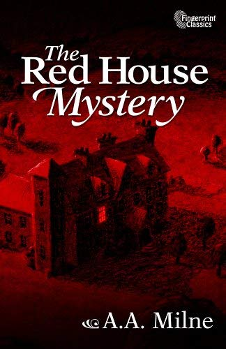 Red House Mystery 9781579247027