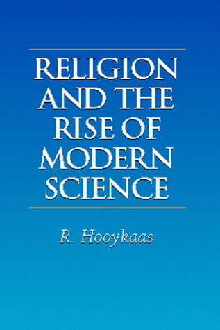 Religion and the Rise of Modern Science 9781573830188