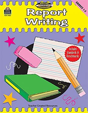Report Writing, Grades 1-2 9781576909836