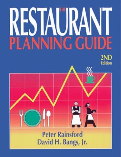 Restaurant Planning Guide 9781574100266