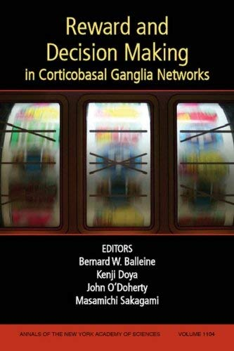 Reward and Decision Making in Corticobasal Ganglia Networks 9781573316743