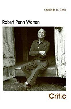 Robert Penn Warren literary criticism