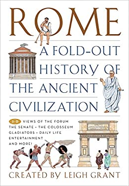 Rome: A Fold-Out History of the Ancient Civilization 9781579124717