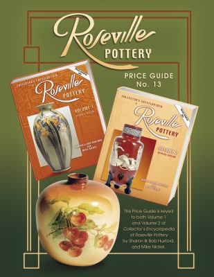Roseville Pottery Price Guide 9781574323726