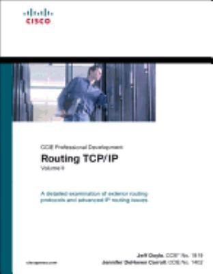 Routing TCP/IP Vol. II