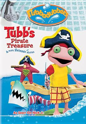 Rubbadubbers: Tubb's Pirate Pirate Treasure 9781571328977