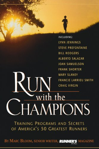 Run with the Champions 9781579542900