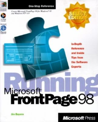 Running Microsoft FrontPage [With *] 9781572316454