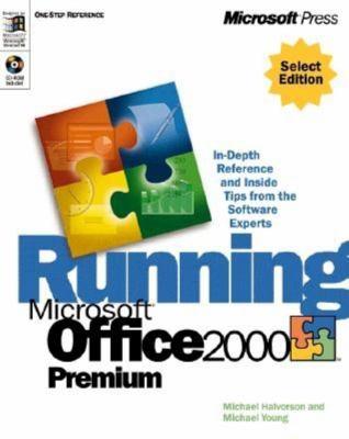 Running Microsoft Office 2000 Premium 9781572319455