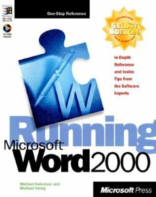 Running Microsoft Word 2000 9781572319431