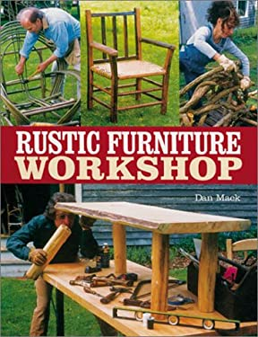 Rustic Furniture Workshop 9781579902209