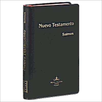 Rvr60 NT W/Psalms Black Color Cover 9781576974131