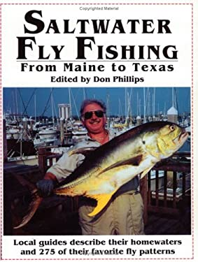 Saltwater Fly Fishing: From Maine to Texas 9781571882523
