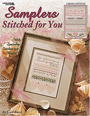 Samplers Stitched for You (Leisure Arts #3515) 9781574869354