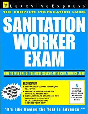Sanitation Worker Exam 9781576850473