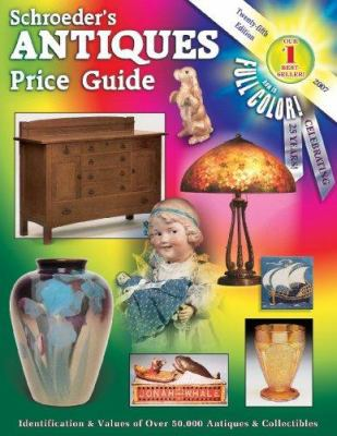 Schroeder's Antiques Price Guide 9781574325256