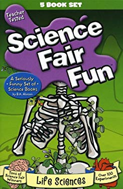 Science Fair Fun Slipcase: Life Sciences