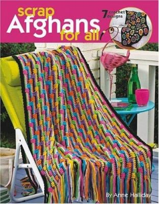 Scrap Afghans for All 9781574866407