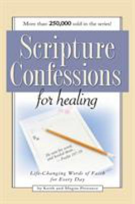 Scripture Confessions for Healing 9781577948735