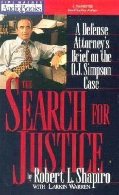 Search for Justice 9781570424328