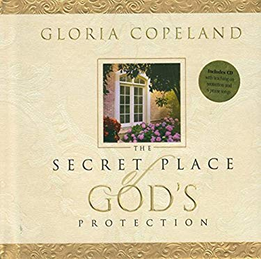 Secret Place of God's Protection (Book & CD) 9781575626727