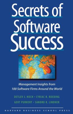 Secrets of Software Success 9781578511051