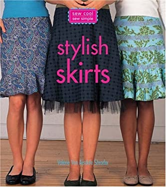 Sew Cool, Sew Simple Stylish Skirts 9781579907242