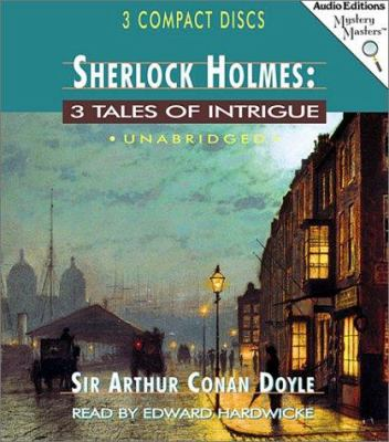 Sherlock Holmes: 3 Tales of Intrigue 9781572701939