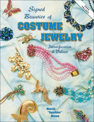Signed Beauties of Costume Jewelry 9781574322880