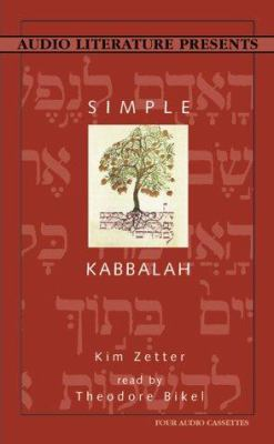 Simple Kabbalah: A Simple Wisdom Book 9781574533774