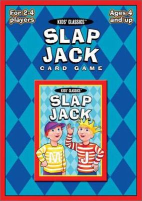 Slap Jack Card Game 9781572813120