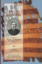 Southern Boy in Blue: Memoir of Marcus Woodcock 7070434