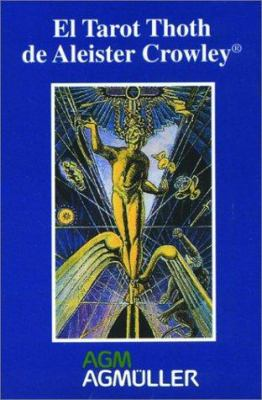 Spanish Crowley Thoth Tarot Deck 9781572811683
