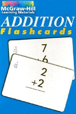 Spectrum Addition Flashcards 9781577681670