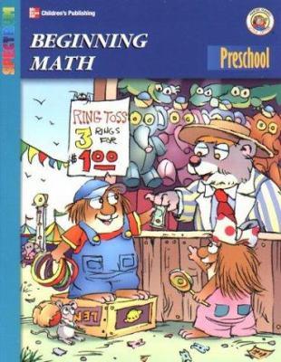 Spectrum Beginning Math, Preschool 9781577685791