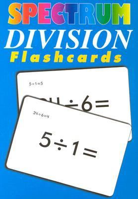 Spectrum Division Flashcards 9781577681588