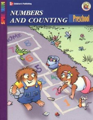 Spectrum Numbers and Counting, Preschool 9781577685197