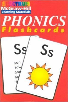 Spectrum Phonics Flashcards 9781577681526